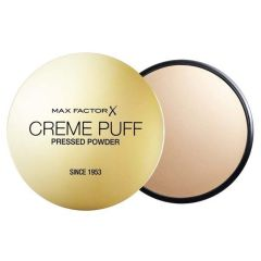 Max Factor Creme Puff Pressed Powder - 42 Deep Beige