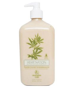 Australian Gold Hemp Nation - Toasted Coconut & Marshmallow Moisturizer Creme 535 ml