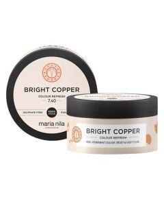Maria Nila Colour Refresh - Bright Copper 7,40 - 100ml 100 ml