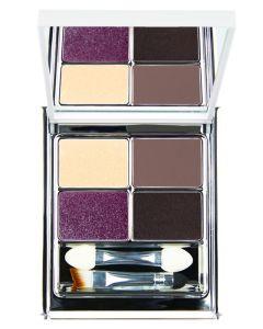 New Cid i-shadow Eyeshadow Quad - Blackberry Berry 0204