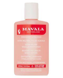 Mavala Extra Mild Nail Polish Remover 100 ml