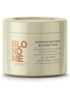 Schwarzkopf Blondme Blonde Mask (U) 200 ml