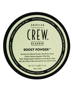 American Crew boost powder