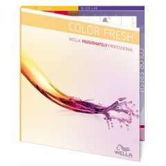 Wella Color Fresh Farvekort