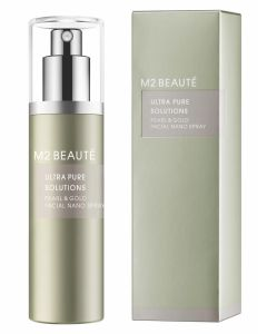 M2 Beaute Ultra Pure Pearl & Gold Facial Nano Spray  75 ml