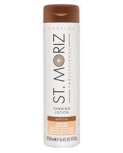 St. Moriz Self-Tanning Lotion - Medium  250 ml