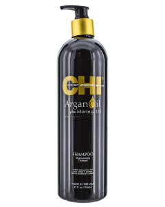 Chi Argan Oil, Moringa Oil Shampoo 739 ml