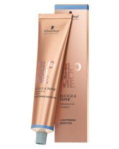 Schwarzkopf Blondme Bleach & Tone - Cool Additive 60 ml