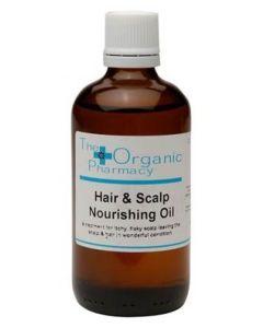 The Organic Pharmacy Hair and Scalp Nourishing Oil 100 ml