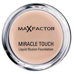 Max Factor Miracle Touch - Creamy Ivory 40