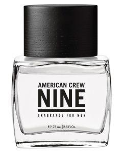 American Crew Nine - Fragrance For Men 75 ml