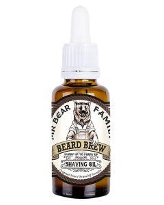 Mr Bear Family Beard Brew Shaving Oil 30 ml