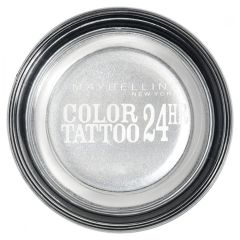 Maybelline Color Tattoo 24HR - 50 Eternal Silver