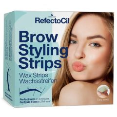 Refectocil Brow Styling Strips 30stk (Kasse)