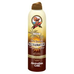 Australian Gold Dark Tanning Accelerator Continuous Spray (U) 177 ml