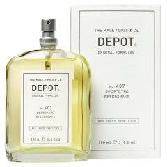 Depot No. 407 Restoring Aftershave 100 ml