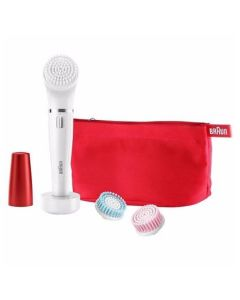 Braun FaceSpa Cleansing Brush + Mini Epilator