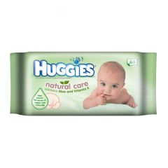 Huggies Natural Care 56stk