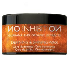 No Inhibition Defining And Shining Wax 75 ml