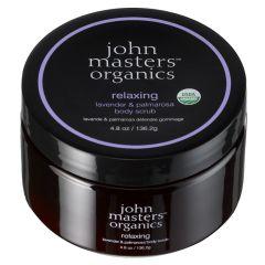 John Masters Relaxing Lavender & Palmarose Body Scrub 136,2g
