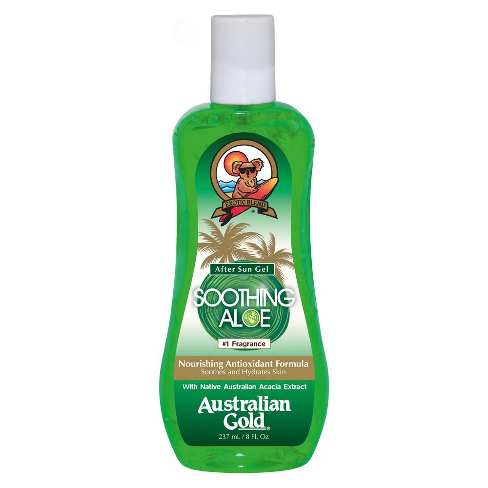 Australian Gold Soothing Aloe After Sun Gel 237 ml