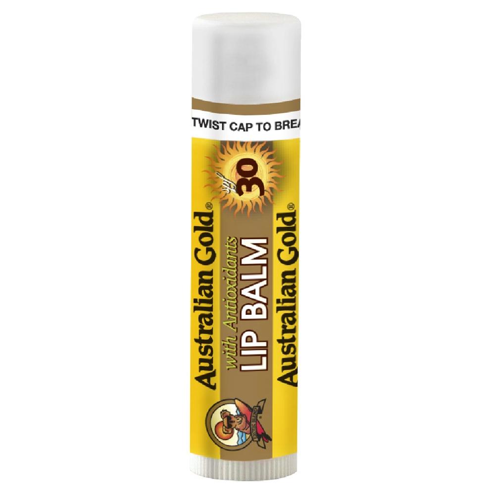 Australian Gold Lip Balm SPF 30 (U)
